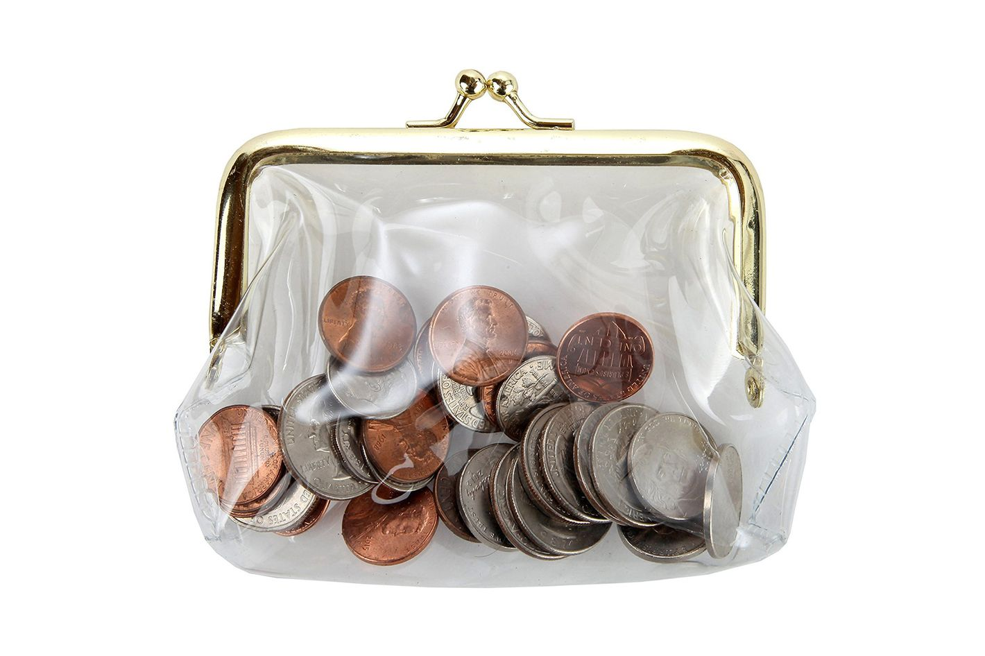 Home-X Clear Coin Purse