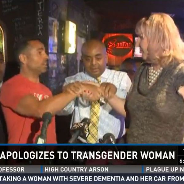 A Bar Kicked Out a Transgender Woman Because Staff Assumed She Was a Male Prostitute