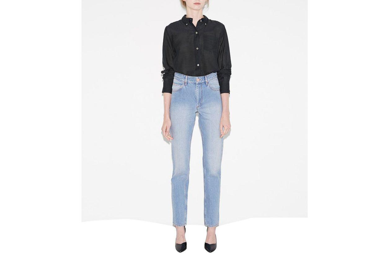 Isabel Marant Étoile Clover Skinny Jeans