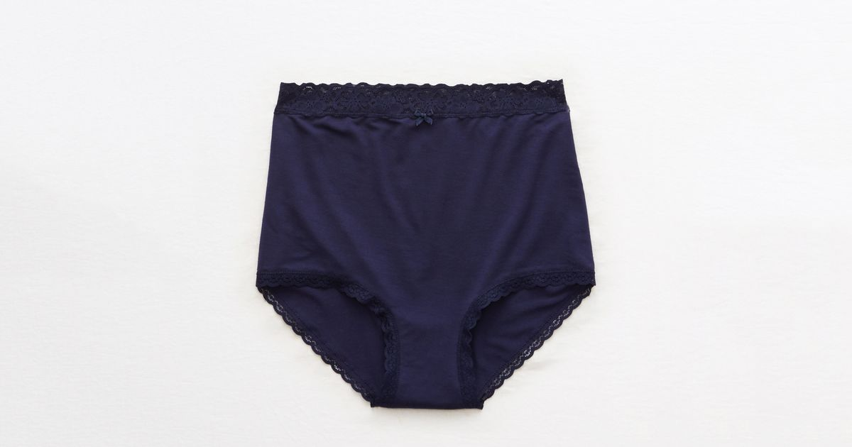 Aerie Real Soft High Waisted Boy Brief Plus Size Review 2018