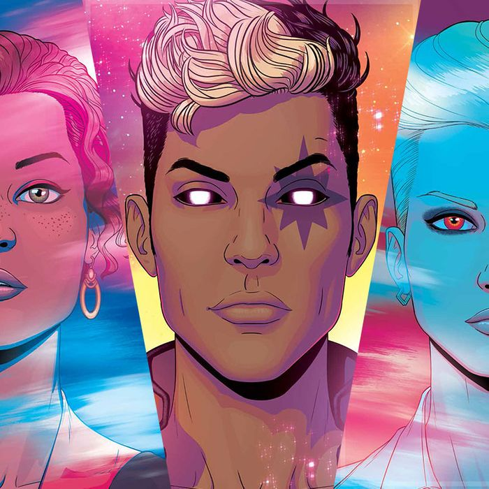 acclaimed comic the wicked the divine argues for the value of pop
