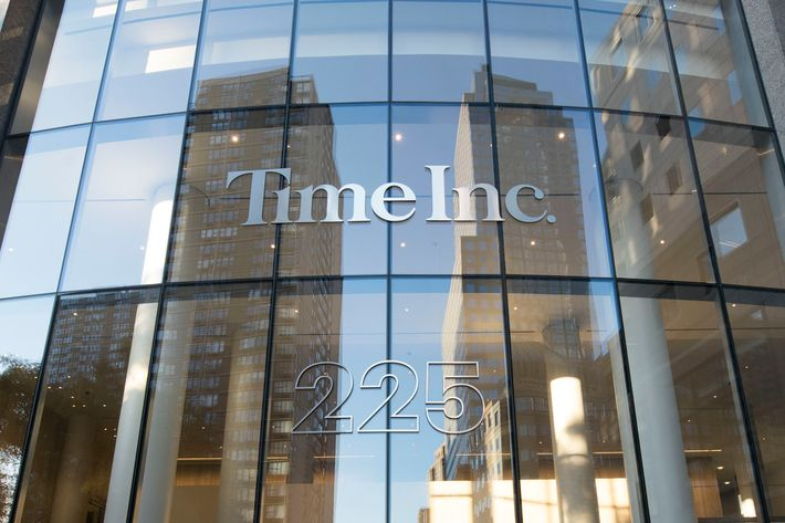 Image result for Meredith Nears Deal to Buy Time Inc. With Koch Brothers' Backing