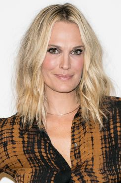 molly sims height and weight