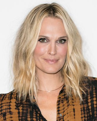 Molly Sims sports illustrated