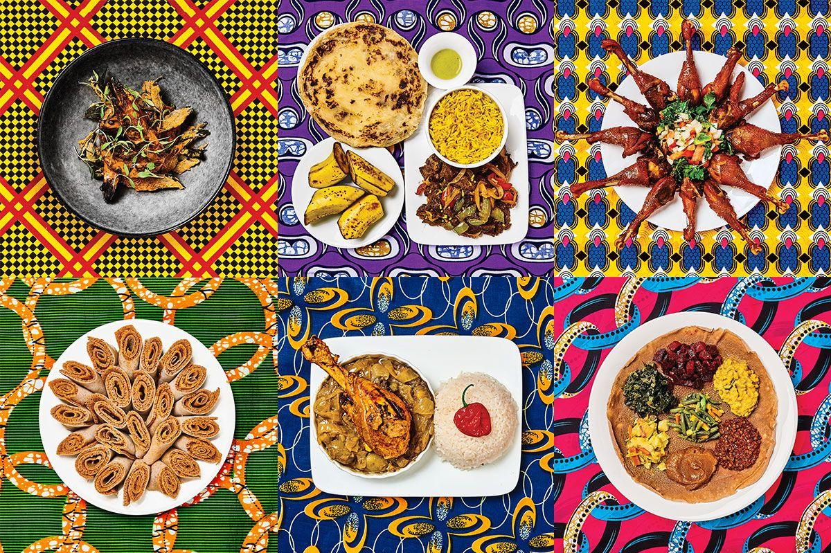 Best african restaurants in harlem for African cuisine restaurant