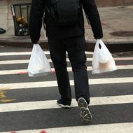 Lawmakers Are Fighting to Prevent a Plastic-Bag Fee in NYC