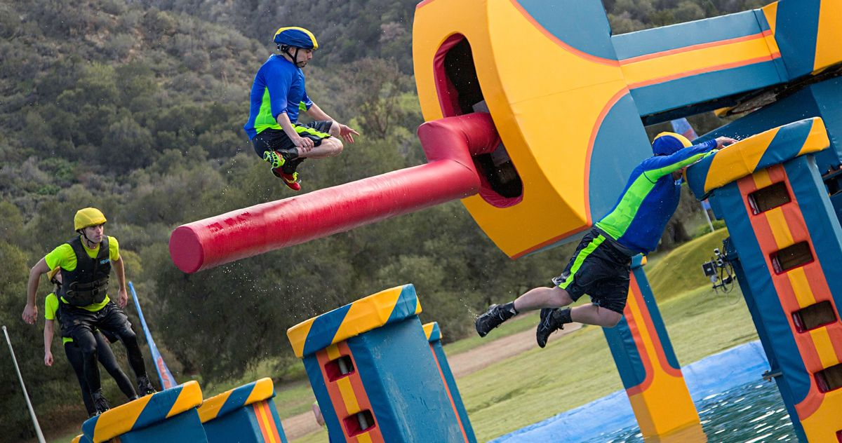 Wipeout Contestant Dies After Completing Show's Obstacle Course