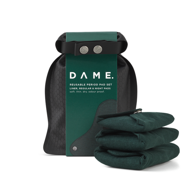 Dame Reusable Pads Set