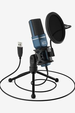 USB Gaming Microphone with Tripod Stand