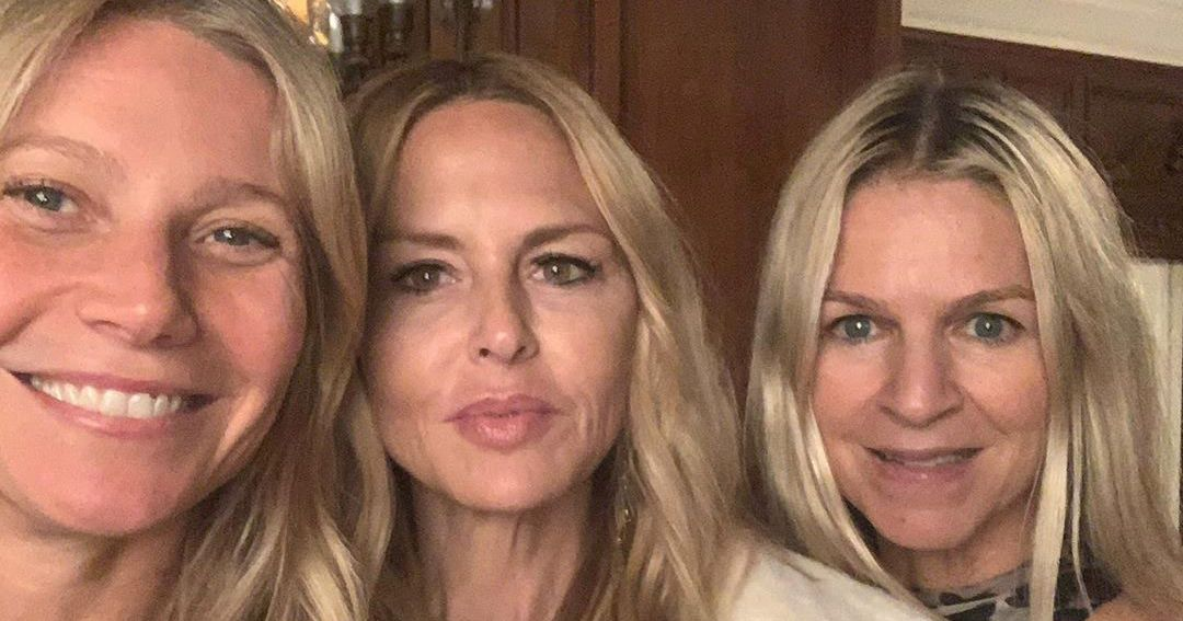 One Defiant Woman Wore Lip Gloss to the Goop No-Makeup Party