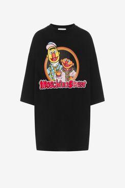Moschino Sesame Street Jersey Dress