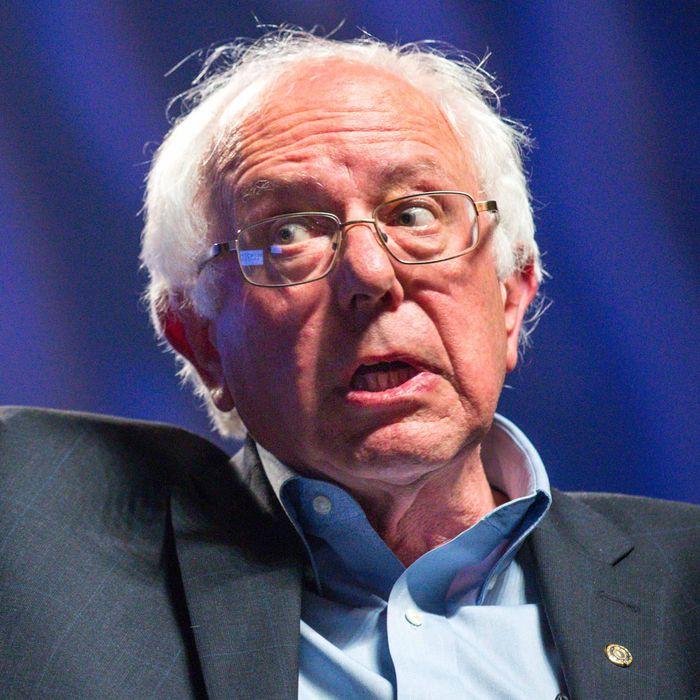 Sen. Bernie Sanders Holds Town Hall And Rally In Phoenix, Arizona