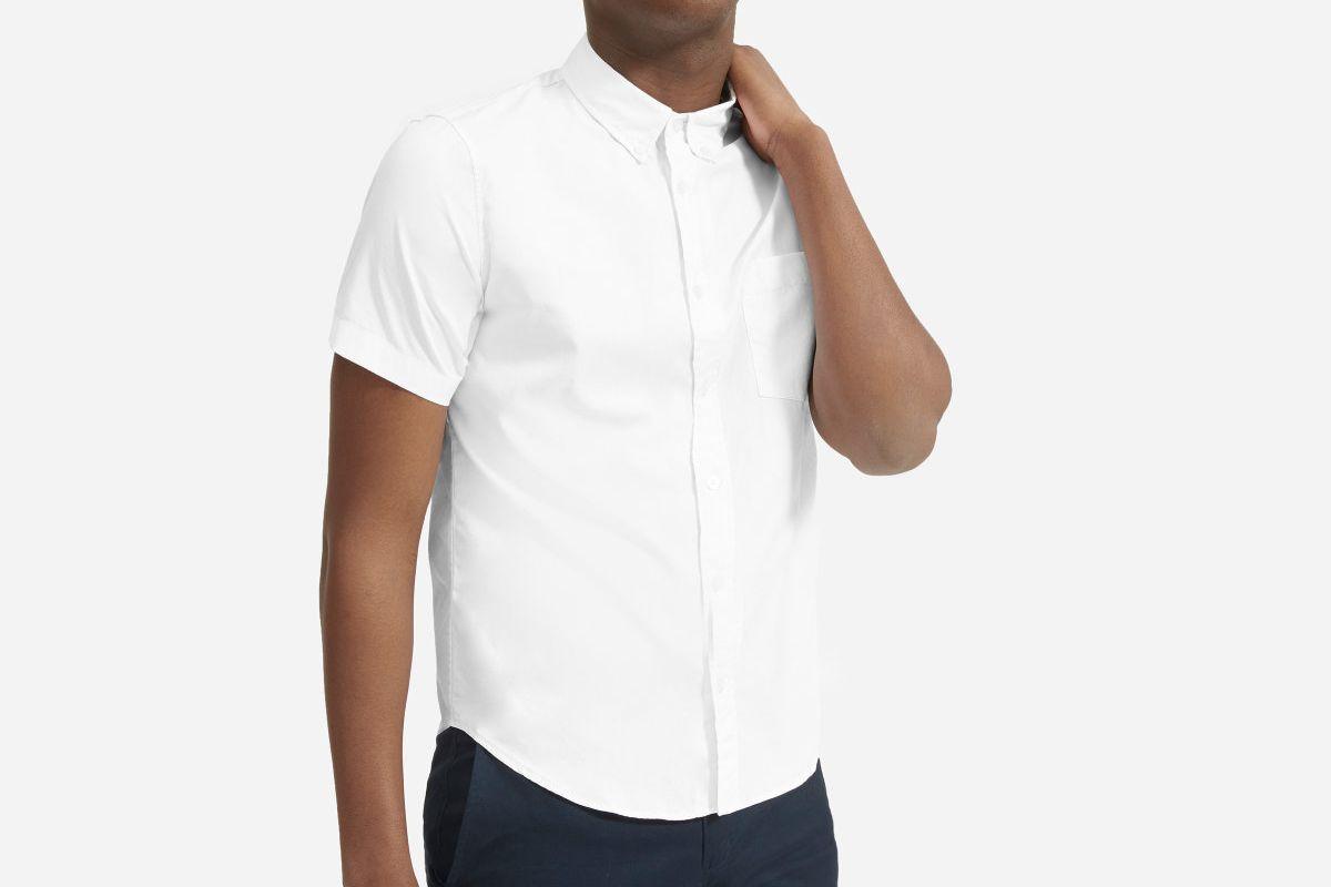 c2ac9d4d222 10 Best White Oxford Shirts for Men 2019