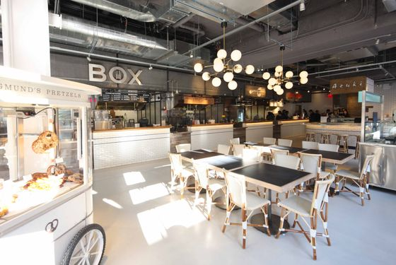O Kitchen City Of Dreams Of City Kitchen Is The Massive New Food Hall That Times