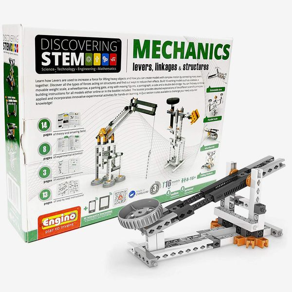 Levers, Linkages & Structures Building Kit