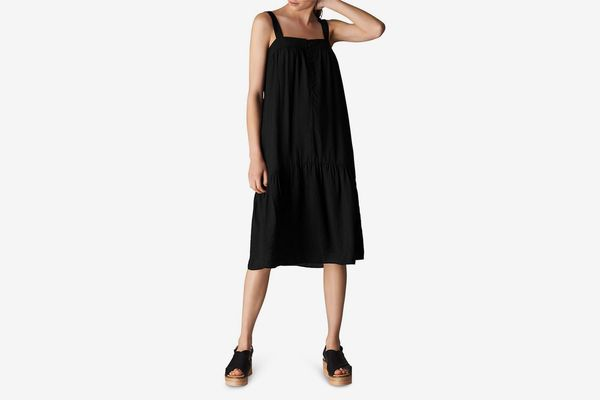Whistles Florencia Shirred Sundress