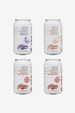 Koios Nootropic Beverage, 4-Pack