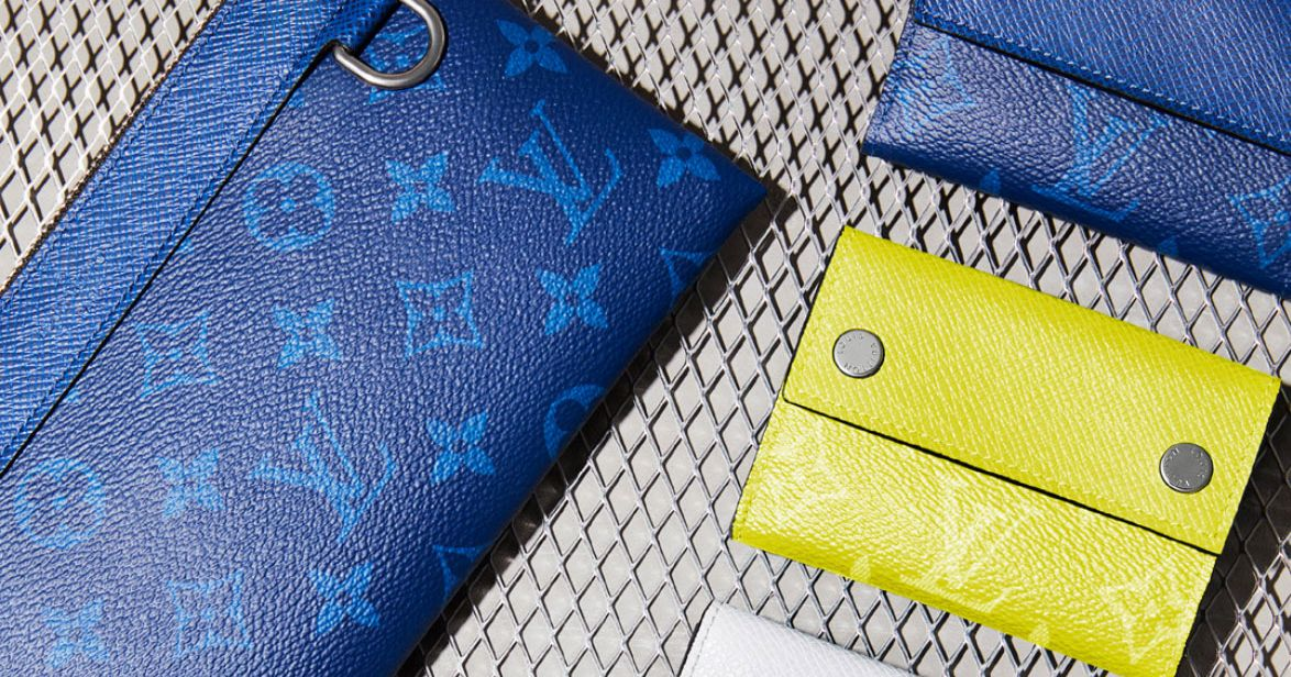 Louis Vuitton's Newest Drop Is Full of Neon Brights
