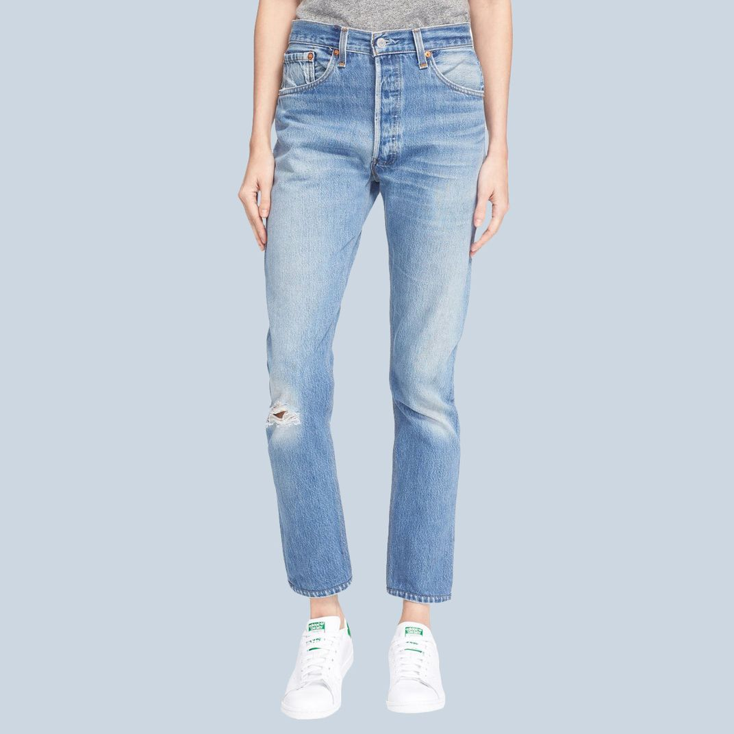 75acef3e2 Best High-Waisted Jeans for Women 2018