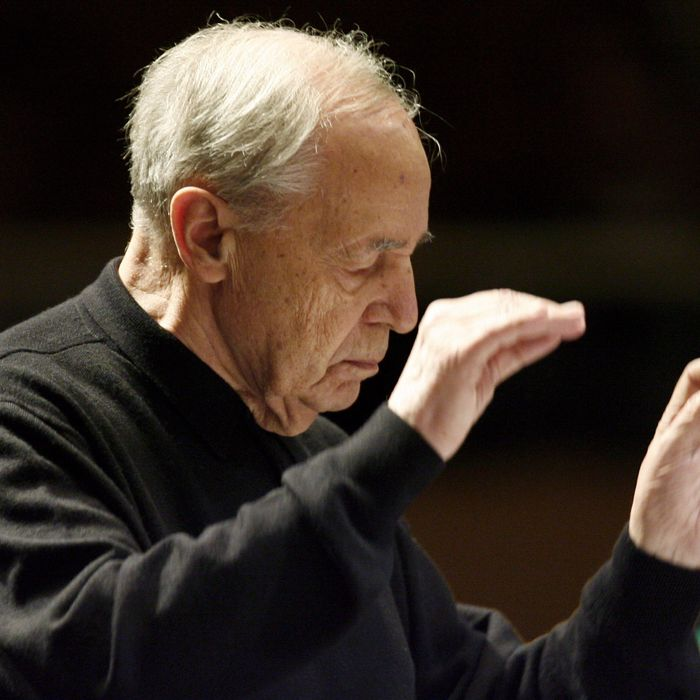 French composer, conductor Pierre Boulez died at the age of 90 on January 5, 2016 in Baden-Baden, southern Germany.