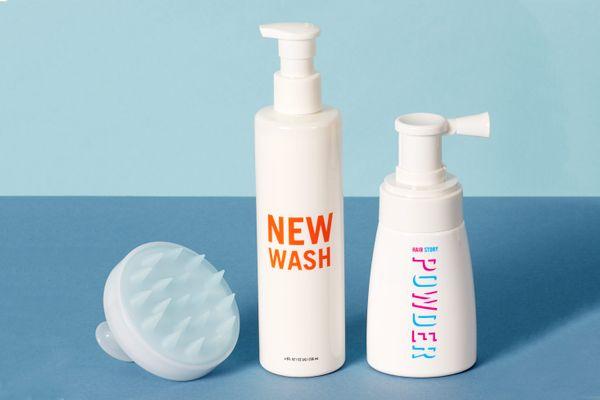 Hairstory New Wash Starter Kit