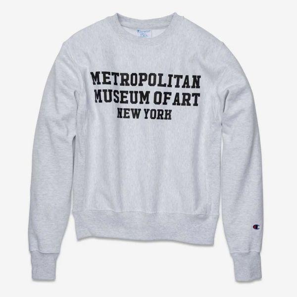 The Met Campus Sweatshirt