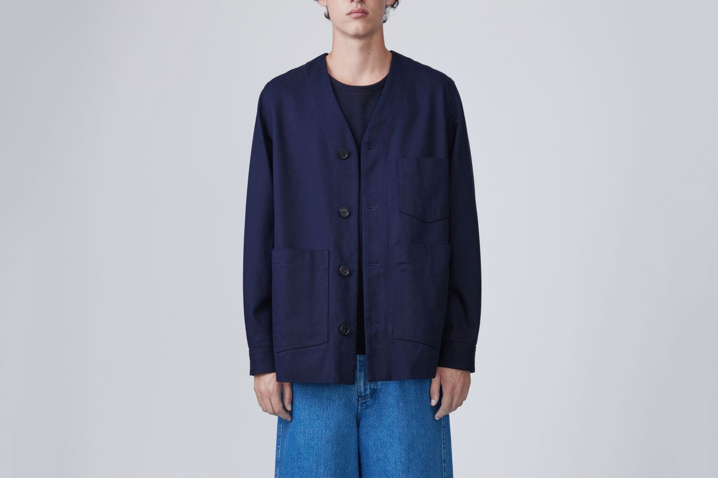 Method Navy Utility Jacket