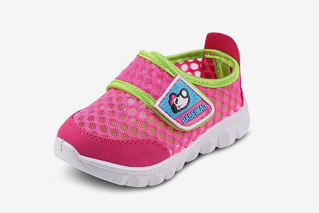 DADAWEN Baby's Boy's Girl's Mesh Light Weight Sneakers