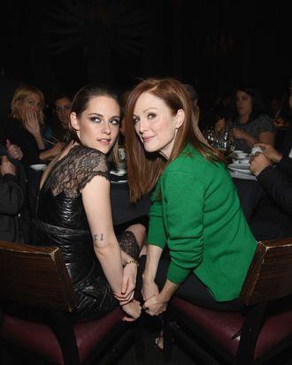 2015 New York Film Critics Circle Awards - Inside
