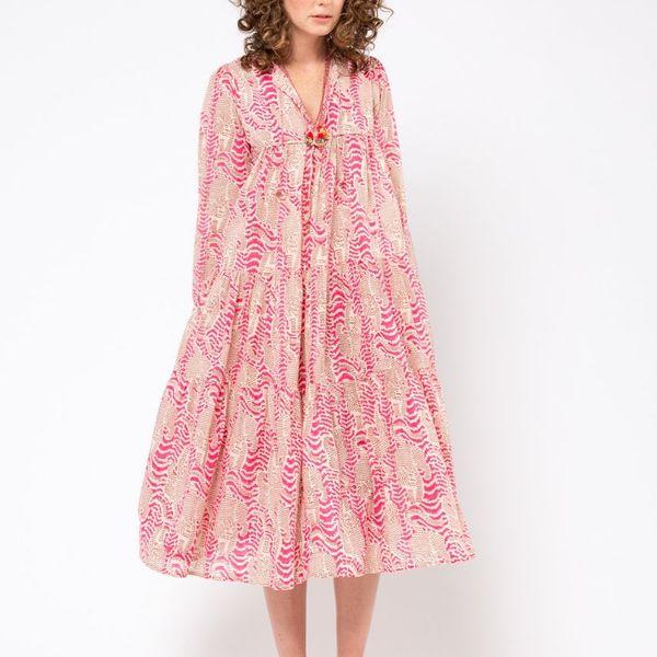 Matta NY Yamini Tiger Dress