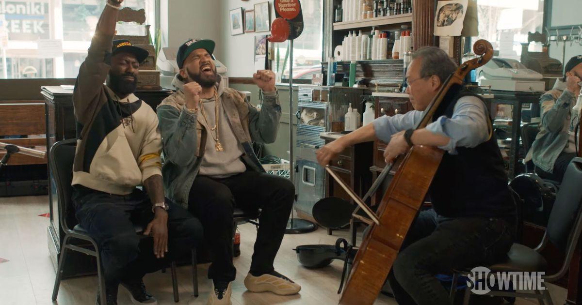 Yo-Yo Ma Tells Desus and Mero That Cello Is His Weed