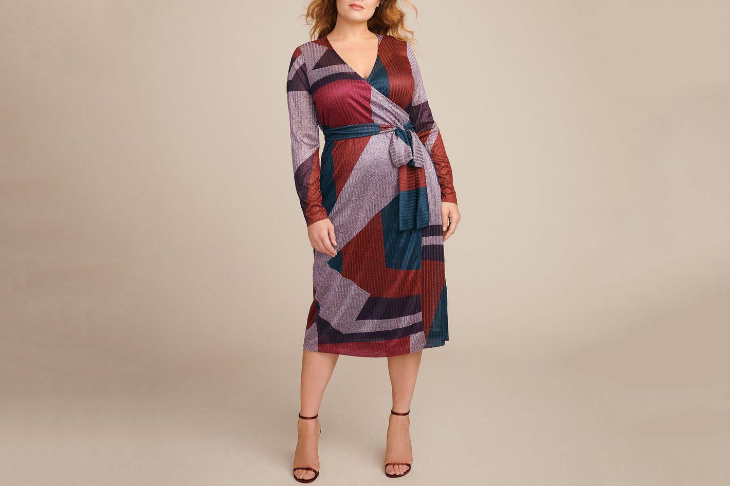 Tanya Taylor Colorblock Ellie Dress