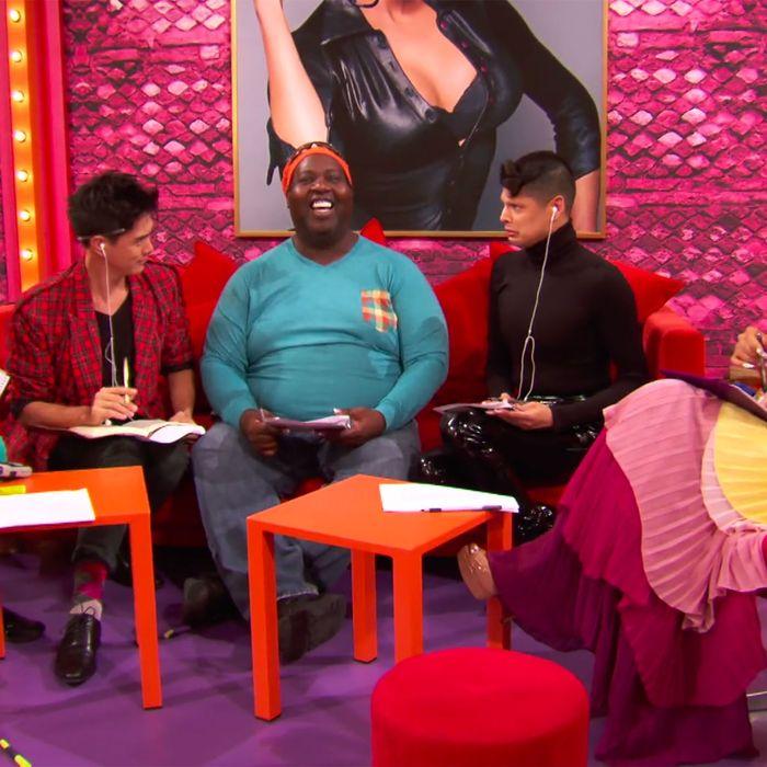 RuPaul's Drag Race All Stars, Season 4, Episode 2