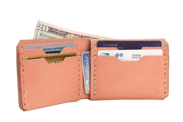 Billykirk Bi-Fold Wallet