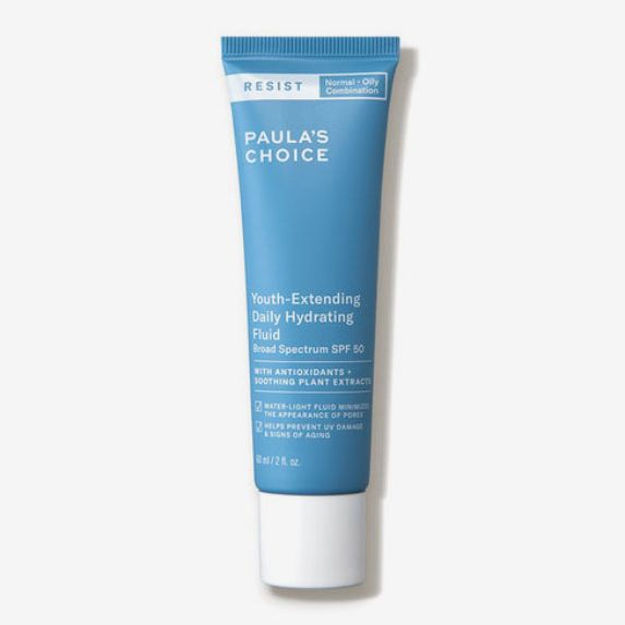 Paula's Choice RESIST Youth-Extending Daily Hydrating Fluid SPF 50