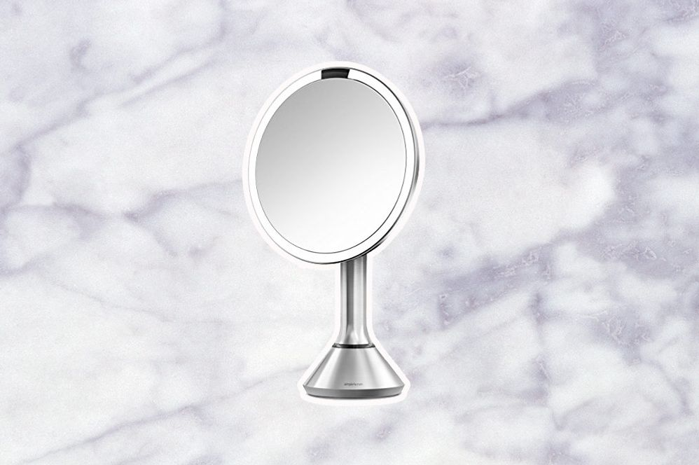 Simplehuman Sensor Activated Lighted Vanity Mirror