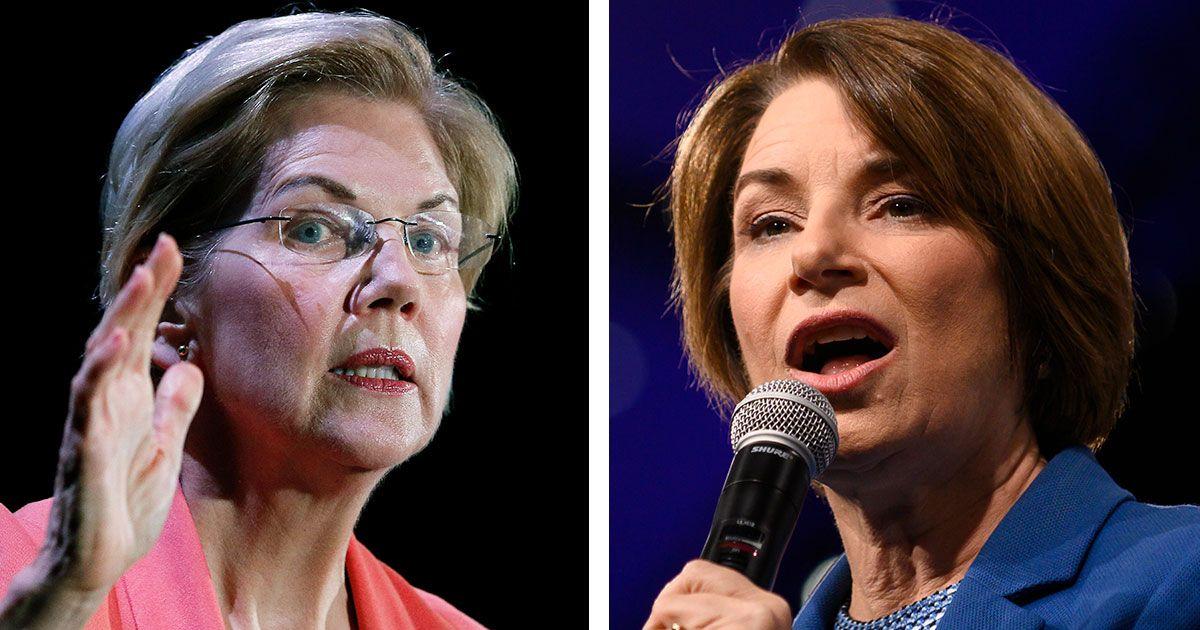 Trump's Triumph: Democrats Are Afraid to Nominate a Woman