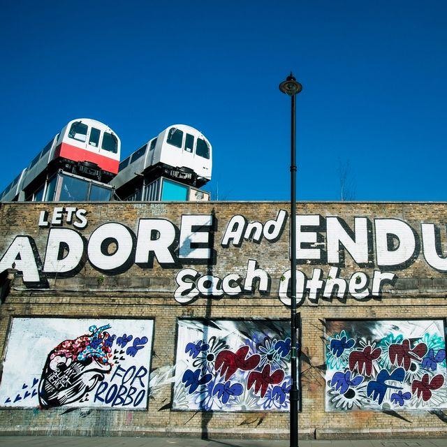 My Favorite End: A Rapper's Guide to East London