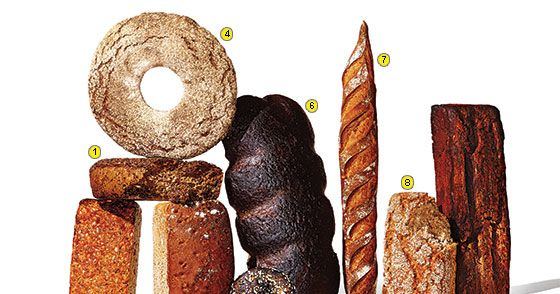 Rye's Rise: New Loaves That Are More Than a Vehicle for Pastrami