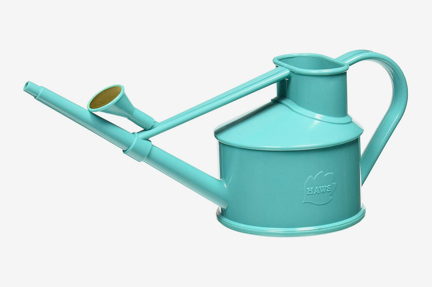 Haws Handy Indoor Plastic Watering Can 1 Us Pint Teal At