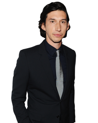 Actor Adam Driver attends the