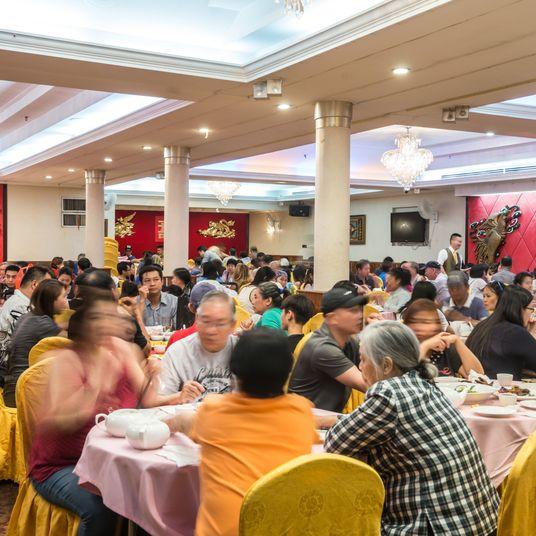 Chinese Restaraunts: A Brief History Of Barack Obama Eating At Trendy Restaurants