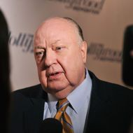 "Roger Ailes, President of Fox News Channel attends the Hollywood Reporter celebration of ""The 35 Most Powerful People in Media"" at the Four Season Grill Room on April 11, 2012 in New York City."