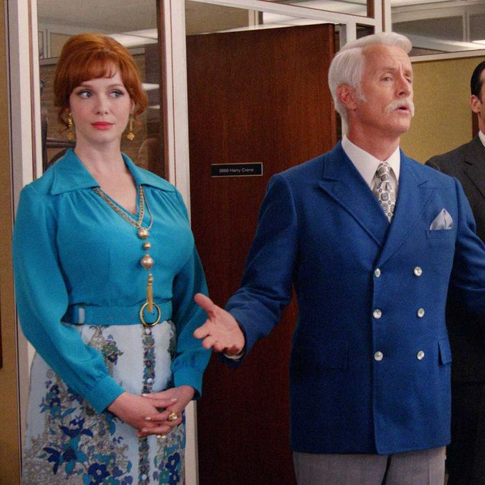 The SC&P Partners in last night's episode of <em>Mad Men</em>.