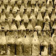 Very old bottles