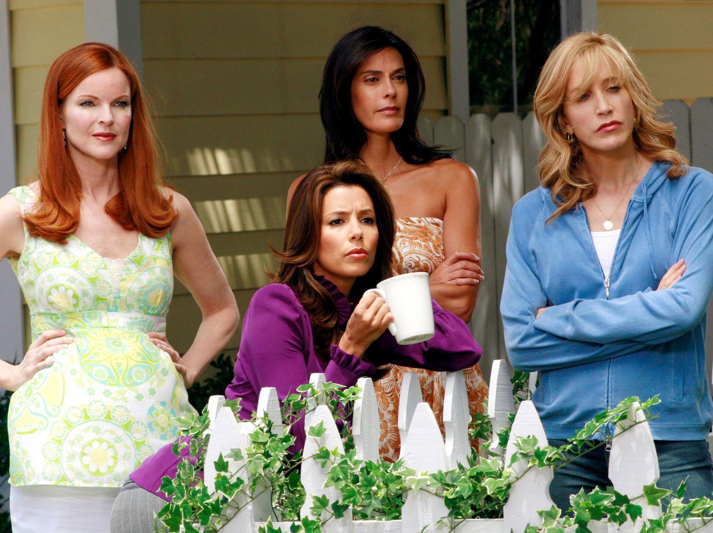 primeira temporada de desperate housewives