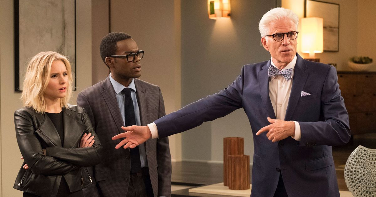 The Good Place Season Two Is So Forking Great