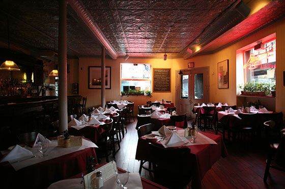 Since 1794: The Bridge Café is the oldest surviving tavern in New York City.