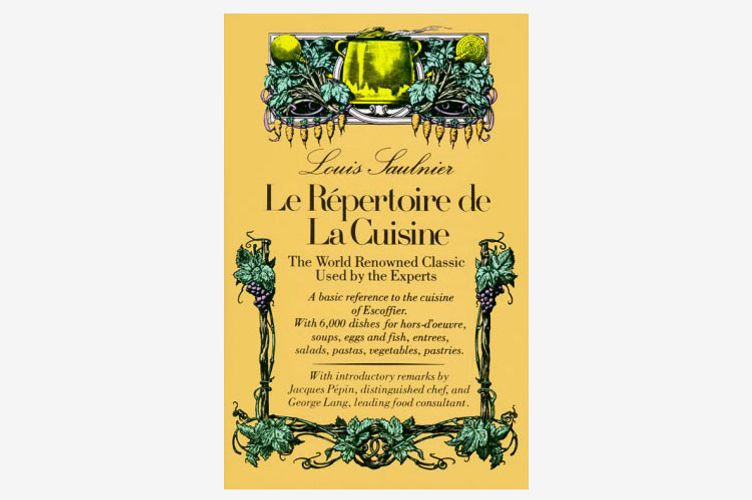 Le Répertoire De La Cuisine: The World Renowned Classic Used by the Experts