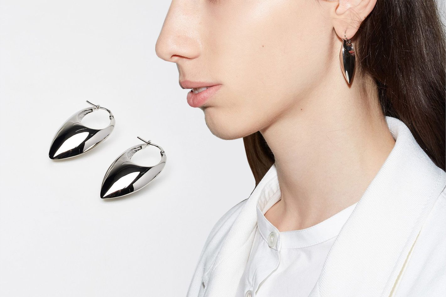 Acne Studios Nisha Earrings